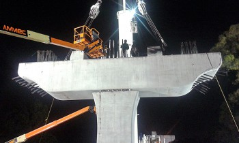 Successful seismic-resistant Pacadar's pillar-lintel joint