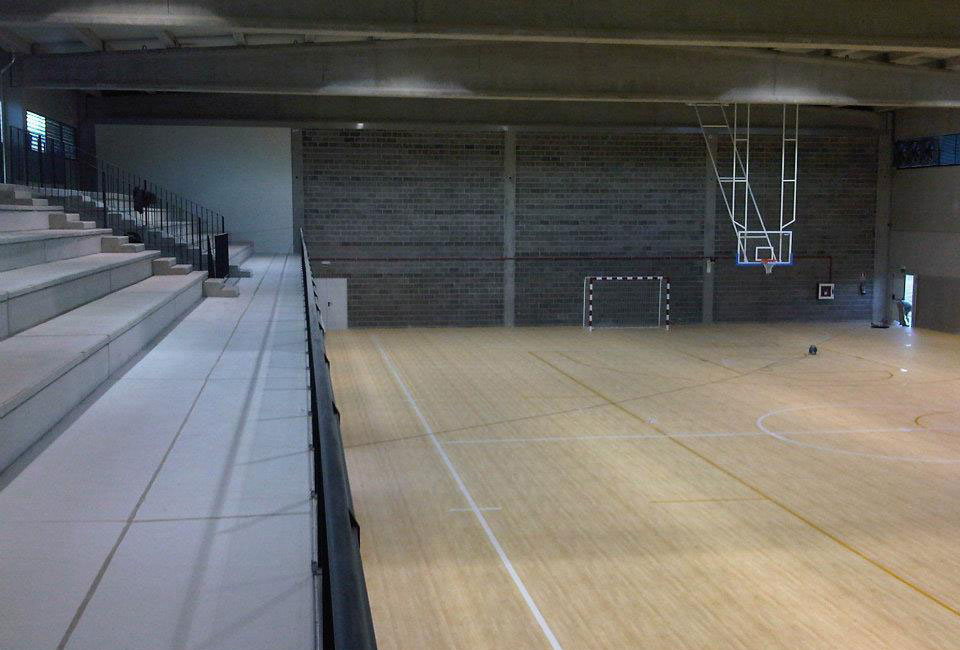 Sports Centre in Loriguilla, Valencia (Spain)