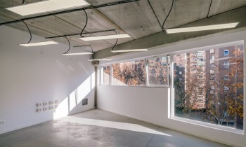 Ecofriendly sustainable structure with precast concrete elements