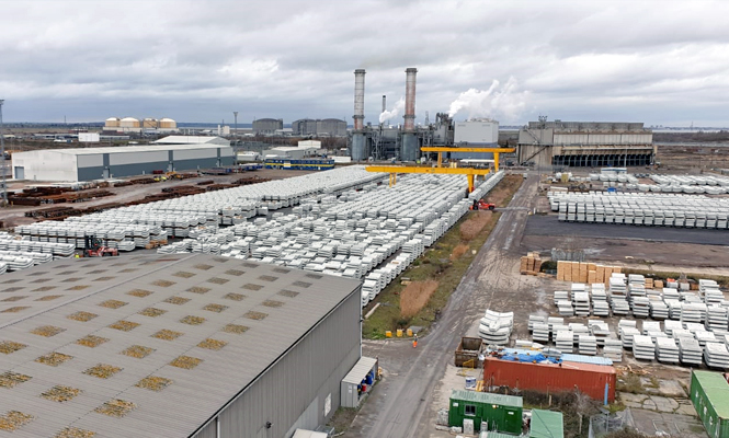 Tideway visits Pacadar UK at Thamesport