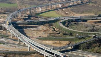 Railway Branch Line Castellbisbal / Papiol - Mollet - Sant Fost (Spain)
