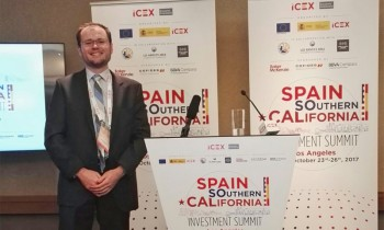 Pacadar Participates in the Spain Southern California Investment Summit